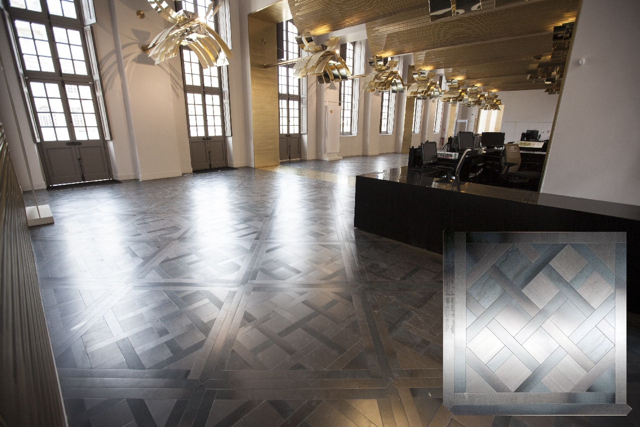 Schloss Versailles - Hoba Steel Ferrit